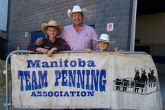MTPA FINALS Brandon, Manitoba September 19 & 20, 2015 JUNIOR YOUTH CLASS 2nd Place L - R Brent Masse, Ken Dalgliesh, Dylan Byrne