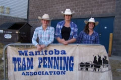 MTPA FINALS Brandon, Manitoba September 19 & 20, 2015 SENIOR YOUTH CLASS 2nd Place L - R Rachel Penner, Alysha Bakker, Amy Brown
